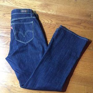 Levi's 529 Curvy Boot Cut Jeans